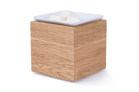 White Oak Wax Warmer
