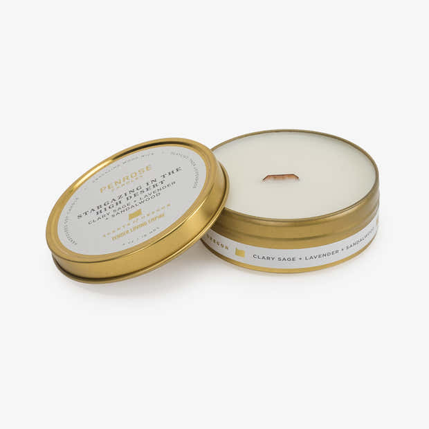 Scents of Oregon: High Desert Travel Candle 1