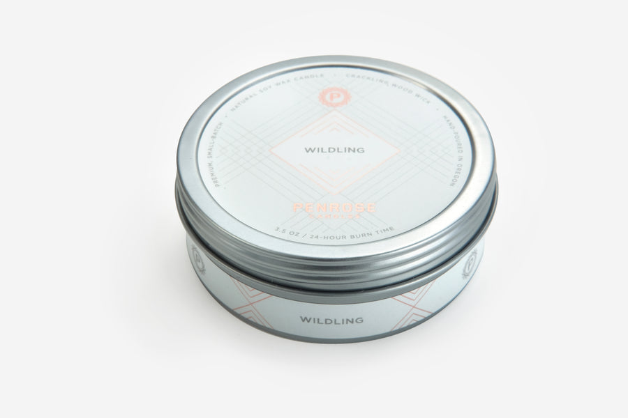 Wildling Travel Candle