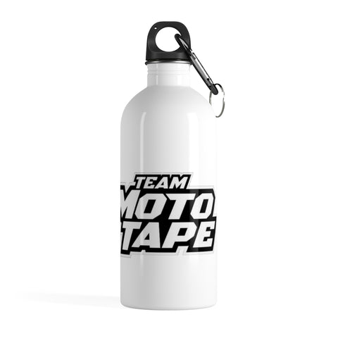 Team MotoTape® Stainless Steel Water Bottle - MotoTape