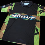 Team MotoTape Official Pit Shirt - MotoTape