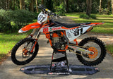 KTM Big Bikes without the Stock Frame Guards - Factory Edition