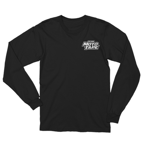 Team MotoTape® Long Sleeve T-Shirt - MotoTape