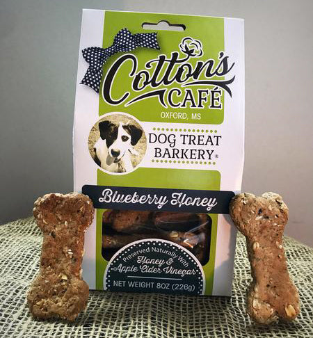 Cotton's Cafe Dog Treat Barkery