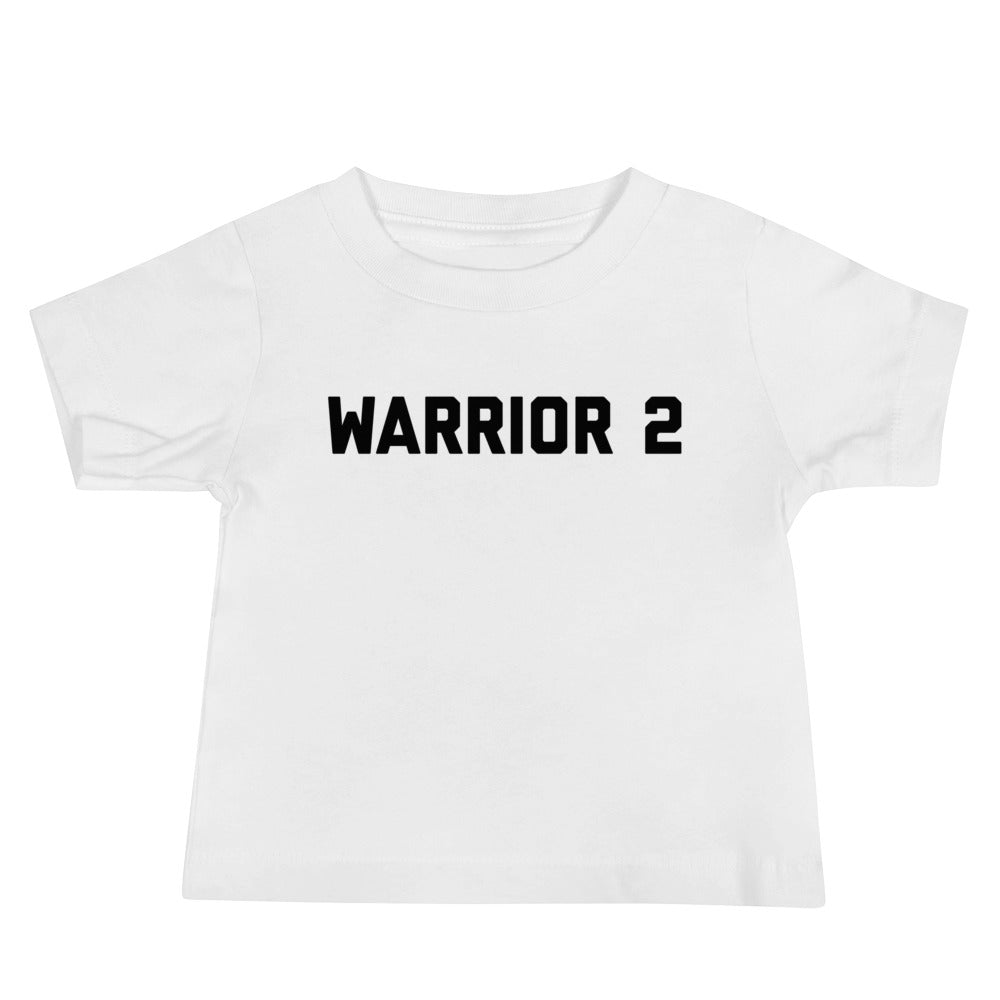 WARRIOR 2 - Baby Jersey Short Sleeve Tee
