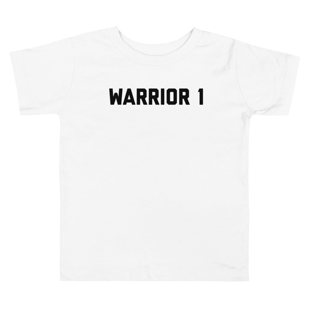 WARRIOR 1 - Toddler Short Sleeve Tee