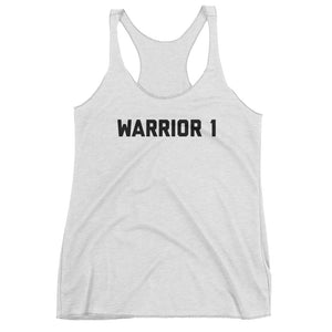 WARRIOR 1 - Women's tank top