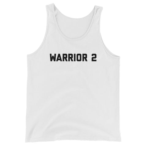 Warrior 2 - Unisex  Tank Top
