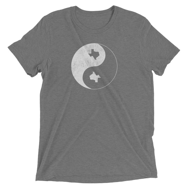 YIN YANG TEXAS - Short sleeve t-shirt