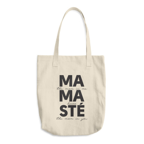 MAMASTÉ - Cotton Tote Bag