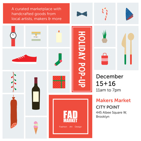 fad market city point december 15 and 16