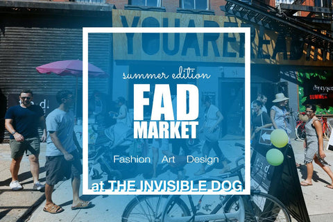 FAD Market at the invisible dog