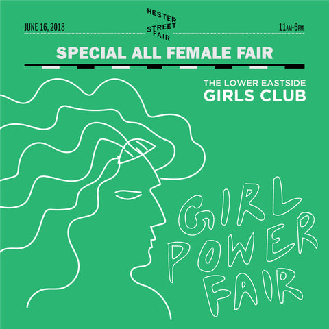 hester street fair girl power promo