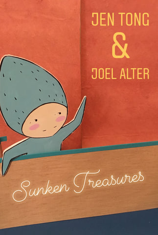 jen tong and joel alter sunken treasures promo image