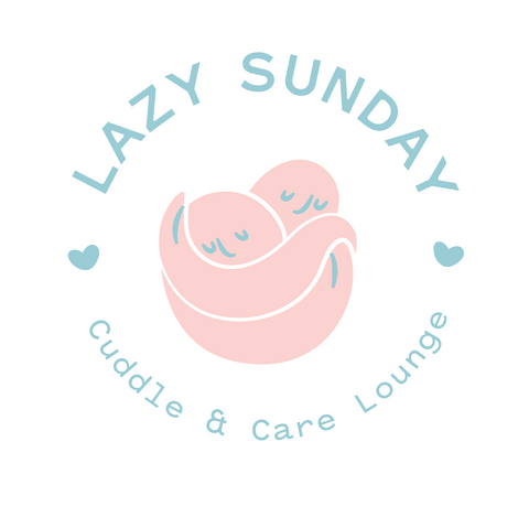 lazy sunday cuddle & care lounge