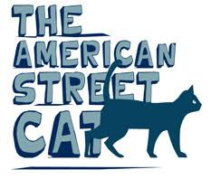 the american street cat logo