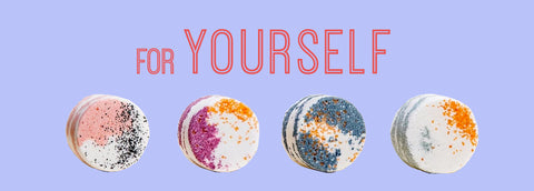 holiday gift guide for yourself wato bath bomb