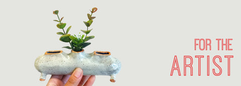 holiday gift guide for the artist miwa neishi ceramic vase
