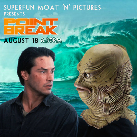 superfun moat n pictures presents point break promo