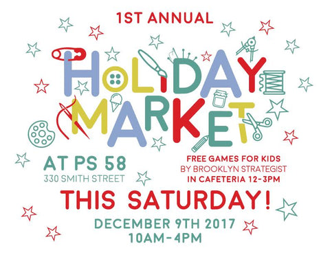ps 58 holiday market promo