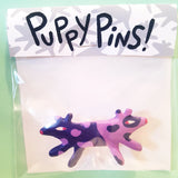 JR Zuckerberg: Puppy Pins