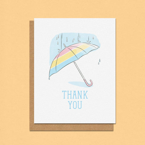 Cubby & Co: Thank You Greeting Cards