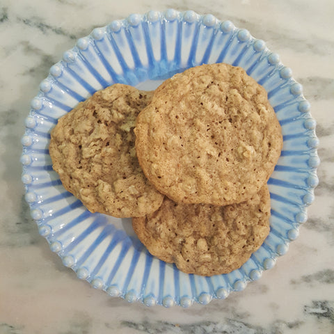 FHTS: Salty Oatmeal Cookie