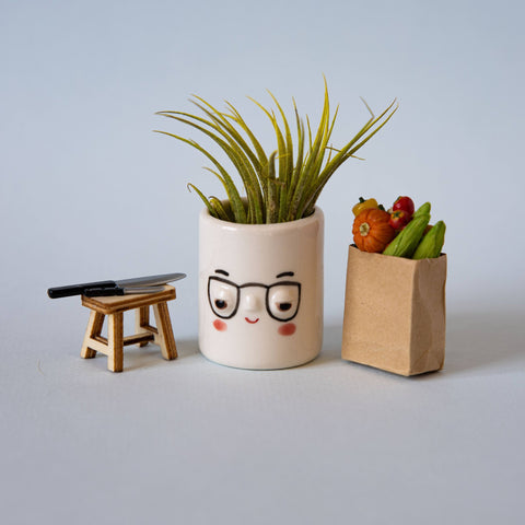 Friend Assembly: Mini Faceplanters