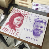 Jia Sung: FREE BLM Posters