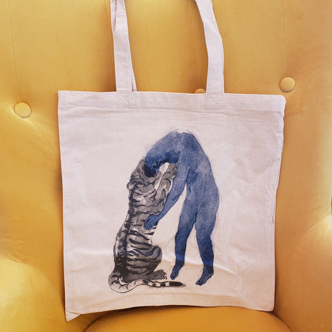 Jia Sung: Tiger Tote