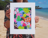 Kim Sielbeck: Hawaii Fruits Print