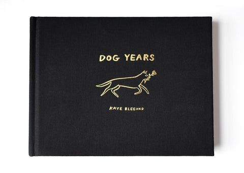 Kaye Blegvad: Dog Years Book
