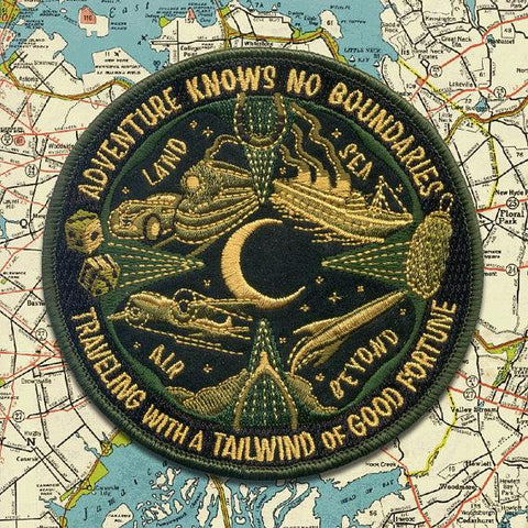 Maiden Voyage: Lucky Traveler Patch