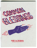 Maritsa Patrinos: Common Curses & Blessings Zine