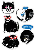 Ping Hatta: Stickers