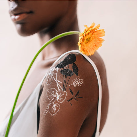 Rose Wong: Temporary Tattoos