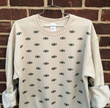 Sarofox: Eyes Sweatshirt