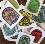 Gowanus Souvenir: Don't Save Gowanus Sticker