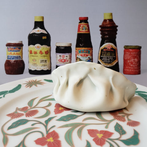 Stephanie H. Shih: Porcelain Dumplings