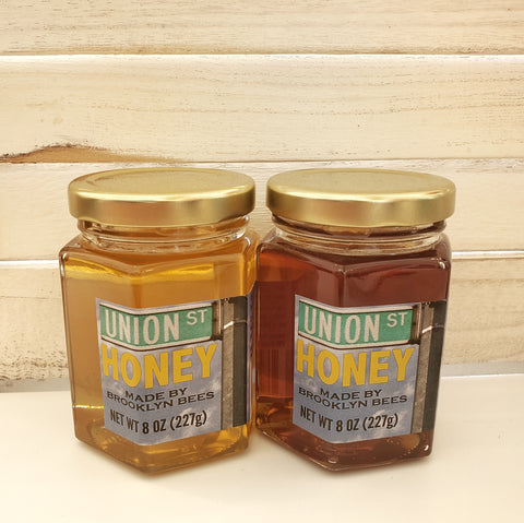 Union St Honey: Made by Brooklyn Bees