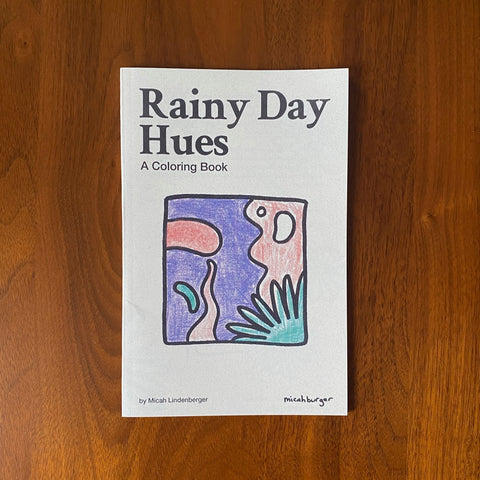 Corner Bodega Publishers: Rainy Day Hues Coloring Book