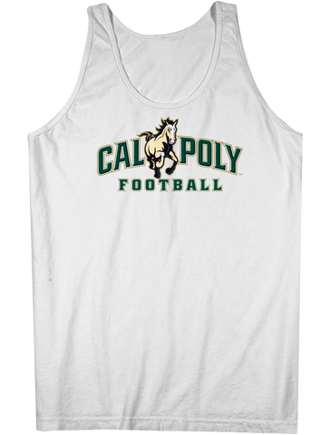 Cal Poly Football Tank Top