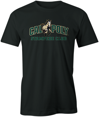 Cal Poly Stampede Club Short Sleeve Standard Cut T-Shirt