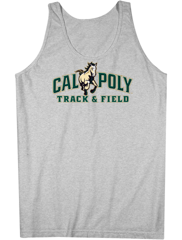 Cal Poly Track & Field Tank Top