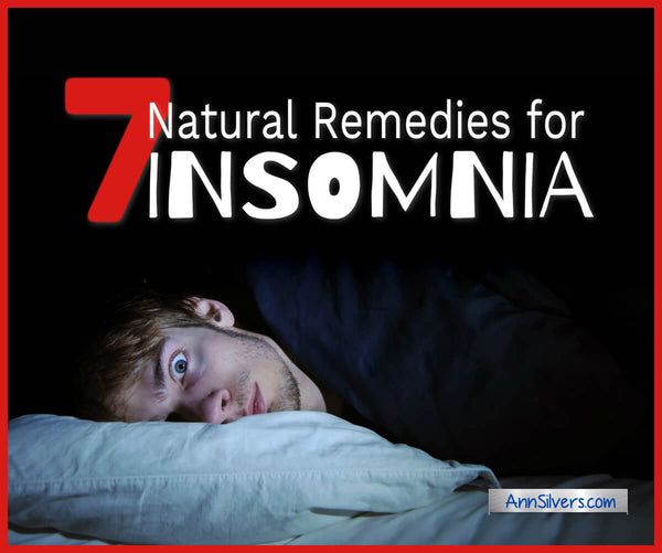 7 Insomnia Natural Remedies