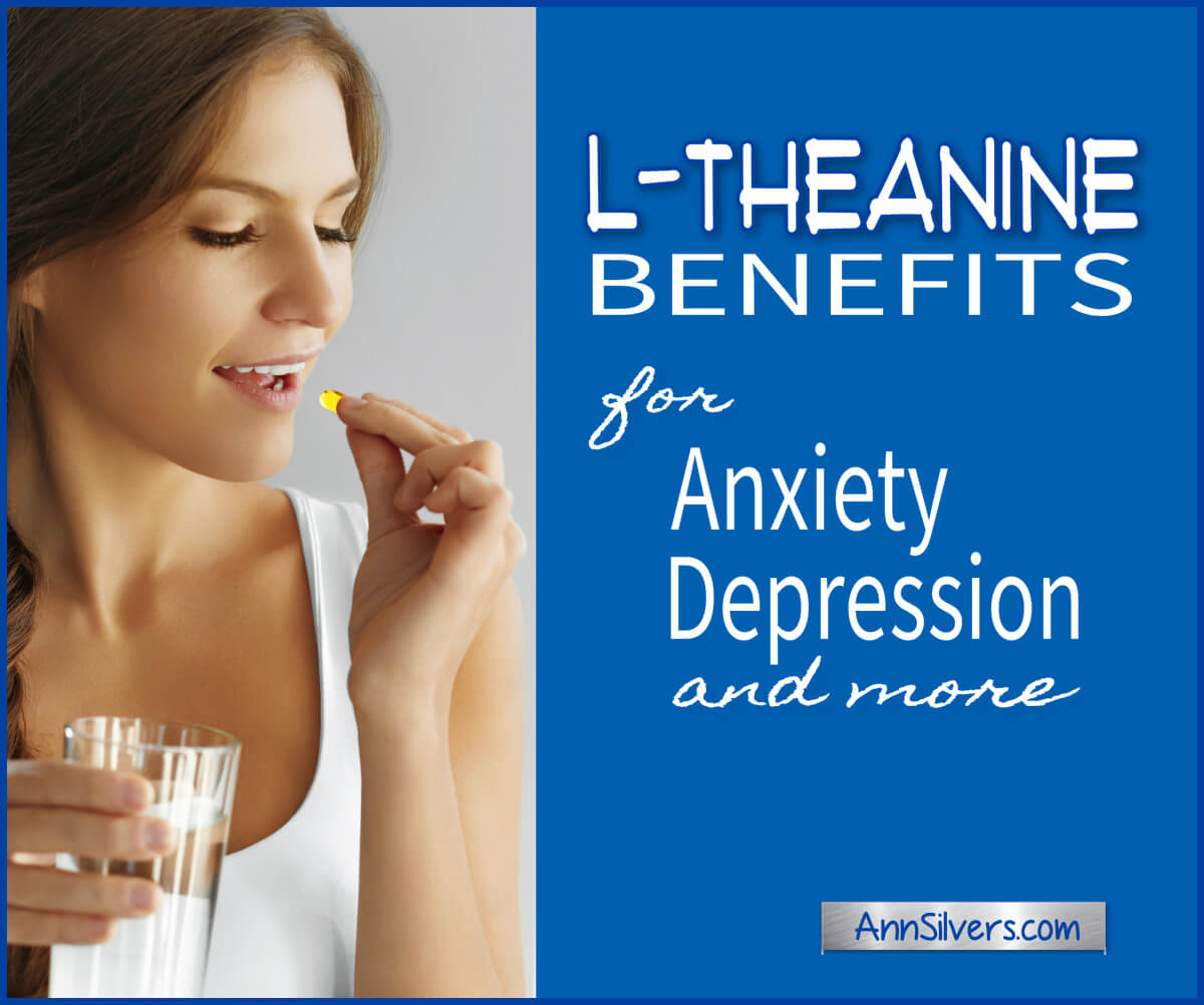 The Mental Health Benefits of L-Theanine for Anxiety, Depression, and More