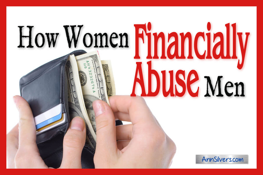 How Women Financially Abuse Men