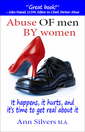 abused men abusive women book