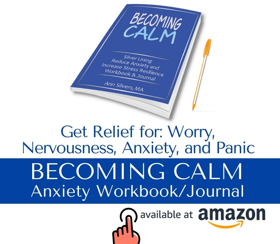 Becoming Calm Anxiety Workbook