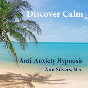 Discover Calm Anti-Anxiety Hypnosis mp3 downloadable recording